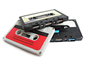 audio cassette tapes transfer services overview